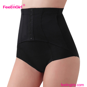 Woman Tummy Control Panties Underwear High Waist Seamless Slimming Shapewear