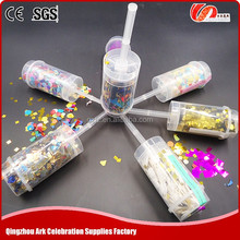 Venda Direta Da fábrica push pop <span class=keywords><strong>atirador</strong></span> <span class=keywords><strong>do</strong></span> <span class=keywords><strong>confetti</strong></span>