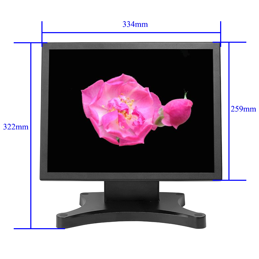 17 inch 1080p lcd monitor