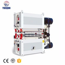 Wooden Round Rod wood working Sanding Machine For Plywood Making