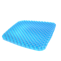 High quality anti-slip cooling and breathable gel seat cushion hot in selling