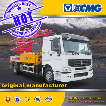 Xcmg Hb26k 26m Used Schwing Concrete Pump Truck - Buy Concrete  Pump,Concrete Pump Truck,Hb26k Used Schwing Concrete Pump Truck Product on  Alibaba com