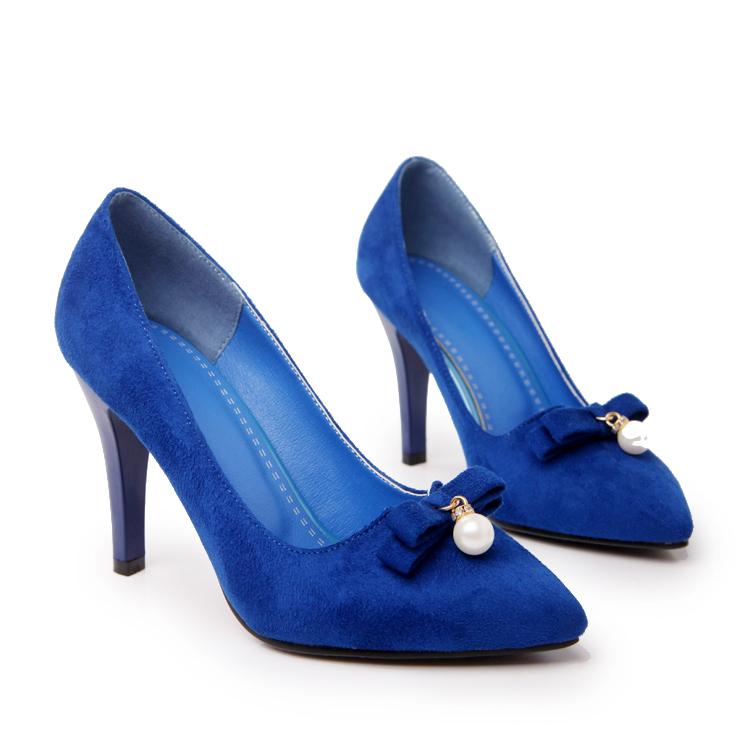 high heels sandals light blue - photo #15
