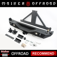 Hot Sale Rear Bumper tire carrier for Jeep Wrangler JK Car accessories for Jeep Wrangler JK 2007+