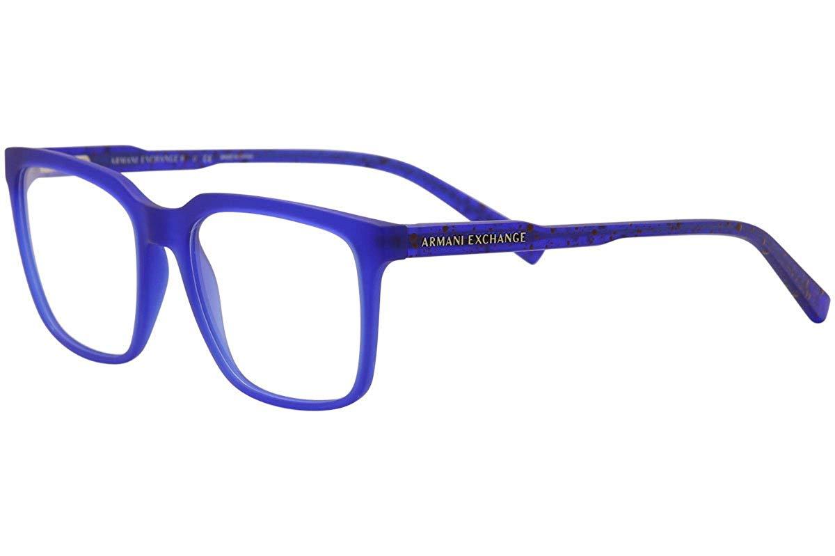 a16a946de34a Get Quotations · Eyeglasses Exchange Armani AX 3045 8183 MATTE NAVY BLUE
