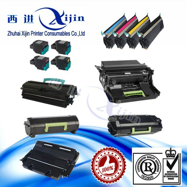 High quality!Compatible Lexmark toner cartridge MS810 for Lexmark toner cartridge