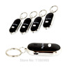 Whistle Sound Control Locator LED Find Keys Chain Key chain