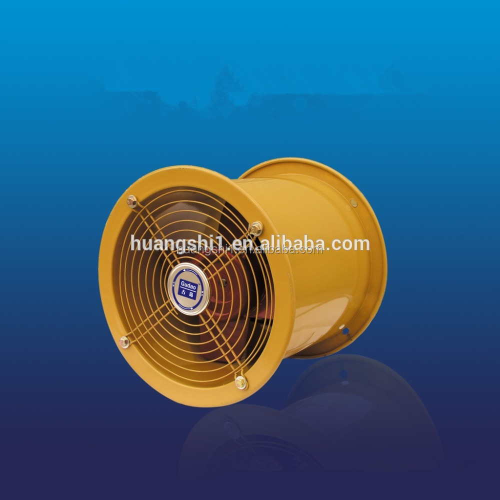 Industrial application and wall adapt type travel roof wall industry exhaust fan