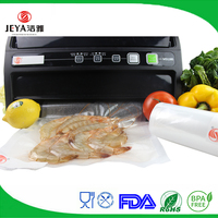 Accept Custom Order and embossed,disposable feature textured vacuum sealer bags