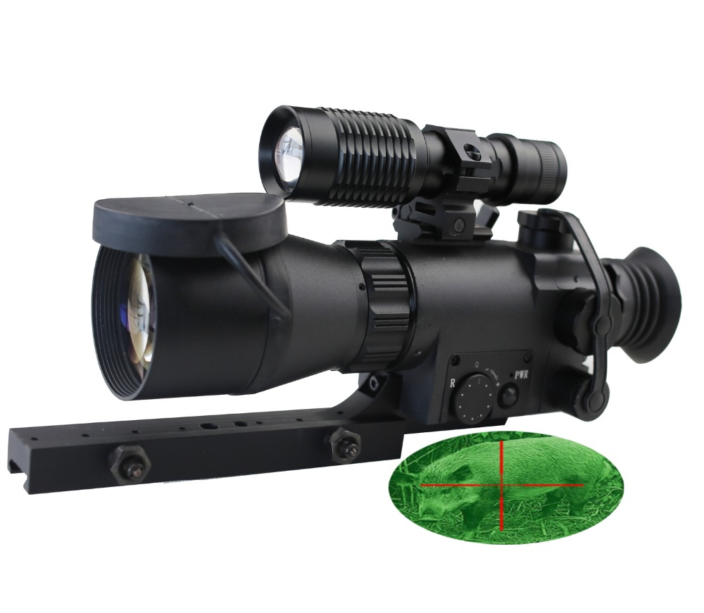 ATN MK350 GEN 1 2.5X50 Night Vision Refile Scope sight Military Riflescope