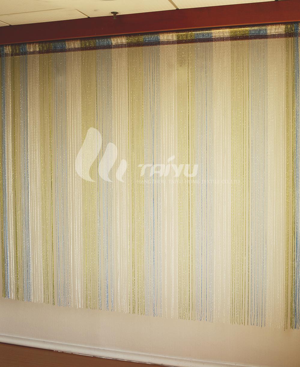 Multi Color Moda Pendurado Sliver Cortina Da Porta Da Cozinha Buy