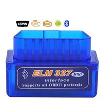 Versione V2.1 Super <span class=keywords><strong>MINI</strong></span> <span class=keywords><strong>ELM327</strong></span> Bluetooth ISO OBD/OBD2 Wireless ELM 327 Funziona SU Android/XP/WIN7 sistema