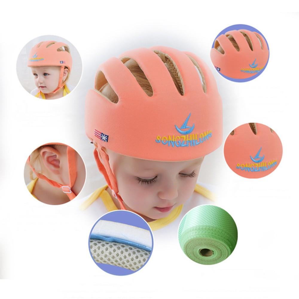 Capacete do bebê infantil capacete de proteção