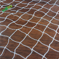 6m width UV stabilized netting protects your crops or garden from hail damage, 50gsm hdpe plastic anti-hail net for apple