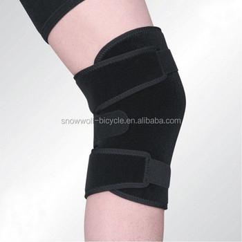 Verstelbare Neopreen Knee Brace Met Basic Open Patella Stabilisator ...