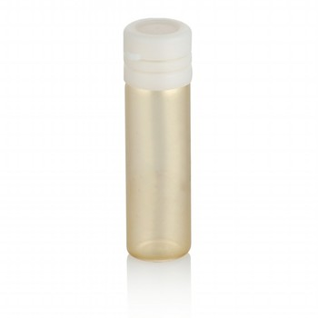 Hot sale 5ml 8ml 10ml luxury glass tube bottle with flip cap