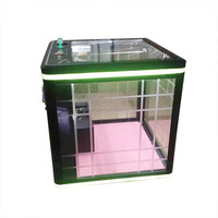 Pink Bear Toy Story Crane Claw Machine Arcade Amusement Coin Operated Wholesale Game Machine for Game Center