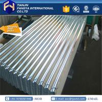 Tianjin Fangya ! galvanized sheet metal roofing and siding made in China