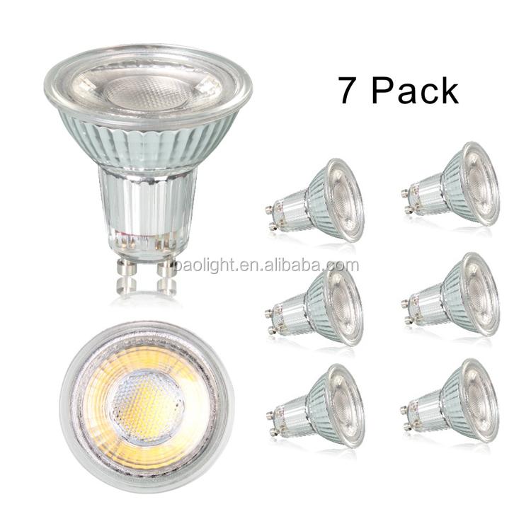 Cheap Price Glass 5w Led Spot Light Gu10 Mr16 220v For Home Lighting