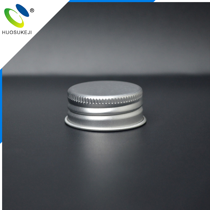 With advanced production lines OEM customizable aluminum twist off cap