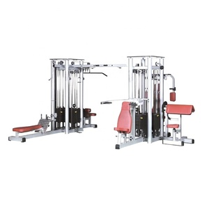 commercial equipment workout machine exercise multi station commercial gym fitness equipment