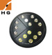 New product CE certification 7inch 75w round LED headlight for off-road , motorcycle,JEEP Wrangler JK TJ YJ