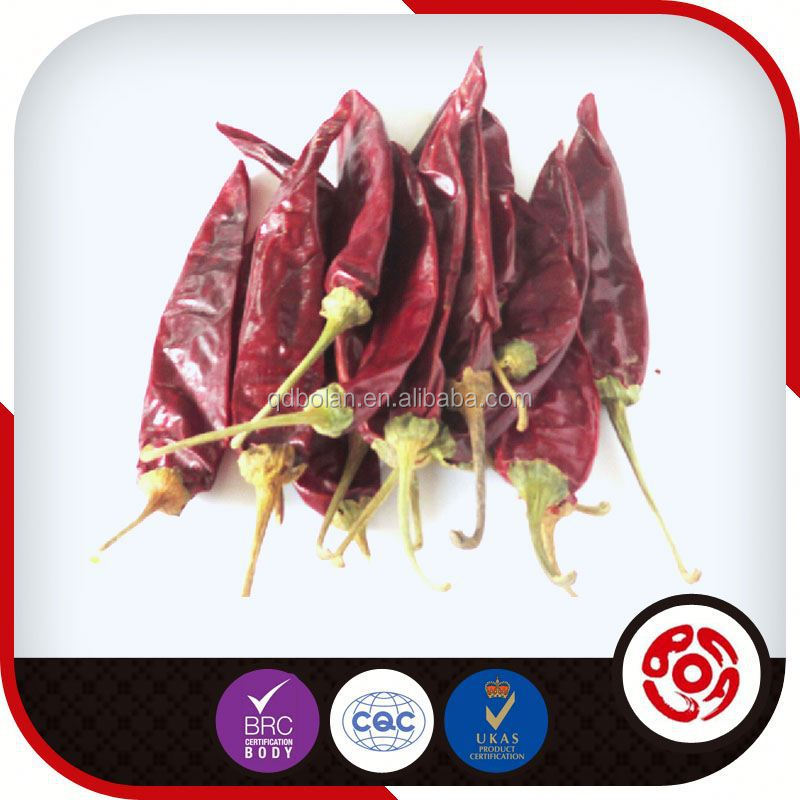 Air Dried Red Dry Chillies