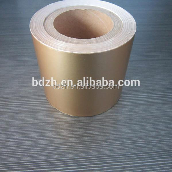 Roll Type and Insulation Material Use Foil Paper