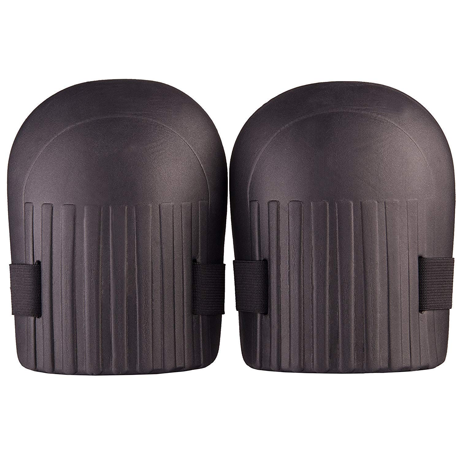 Lightweight Home & Gardening Knee Pads with Waterproof EVA Foam Cushion, Soft Inner Liner, and Easy Fit with Adjustable Straps