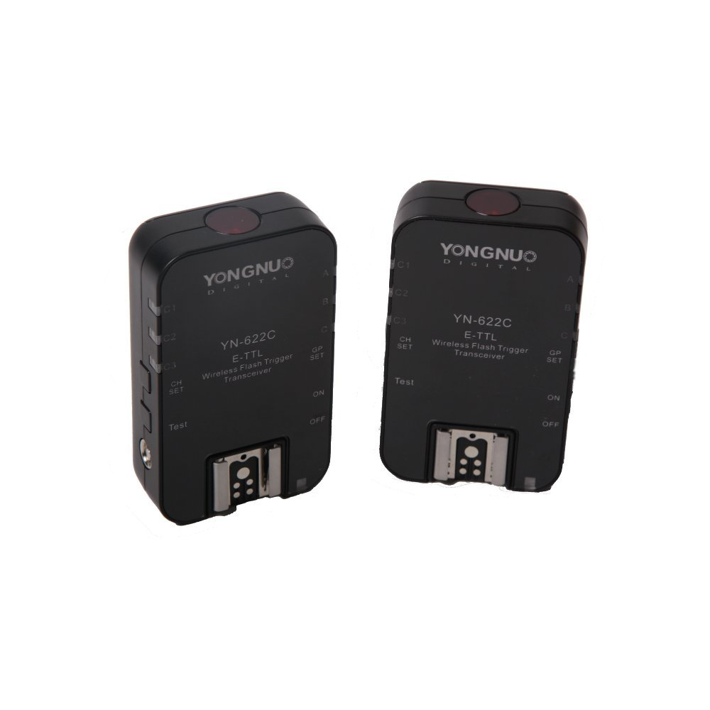 StudioPRO Yongnuo YN-622C Wireless Flash Trigger E-TTL for Canon