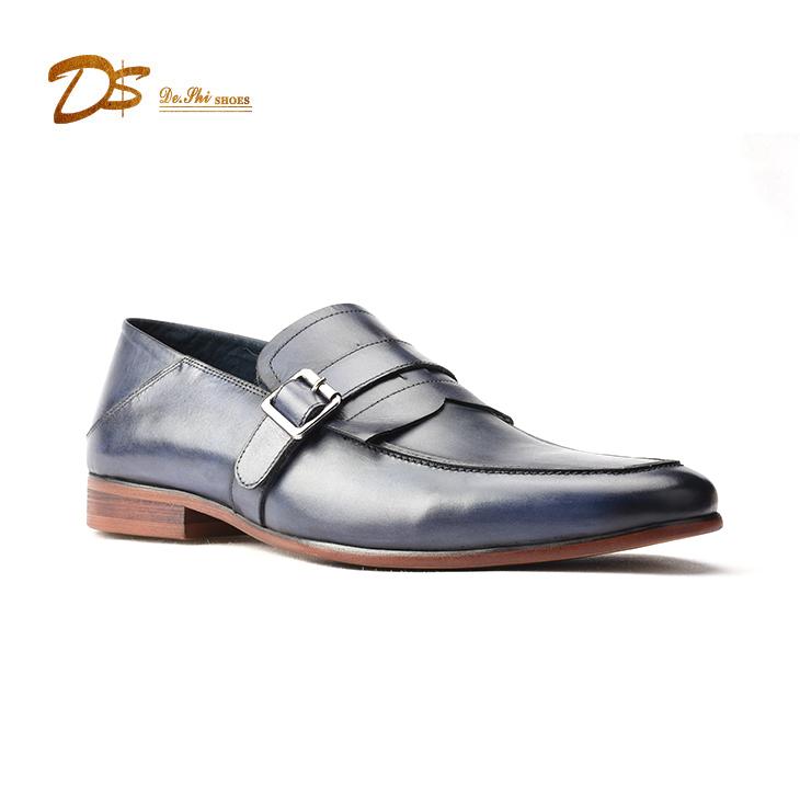 men made dress shoes latest slip Hand shoes model dress shoes on 5UxTBw