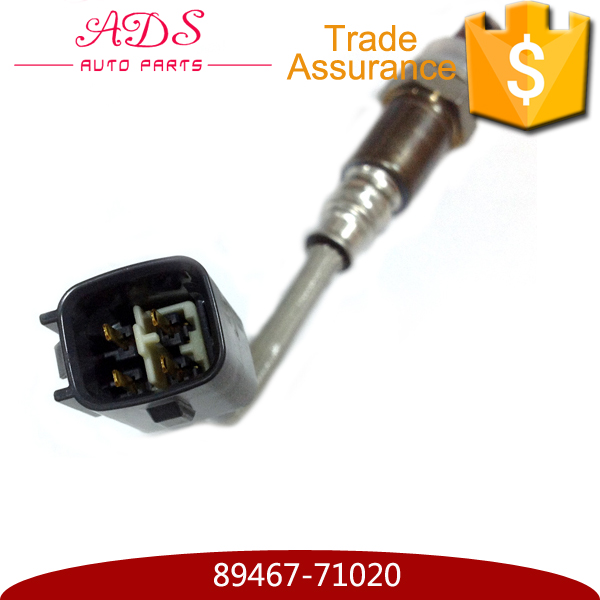 Guangzhou wholesale price oxygen sensor for Toyota FJ Cruiser/4Runner OEM: 89467-71020