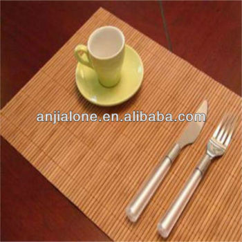 Wy T 001 Bamboo Table Mats Dining Table Mathot Food Table Mat