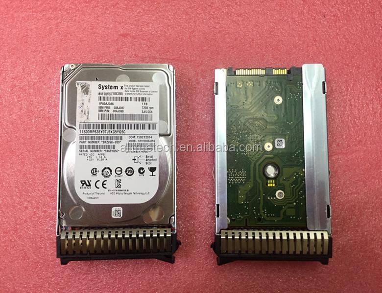 """NEW IBM Lenovo 00AJ086 00AJ087 00AJ090 1TB 2.5/"""" 7.2K SAS 6G HDD Hard Drive"""