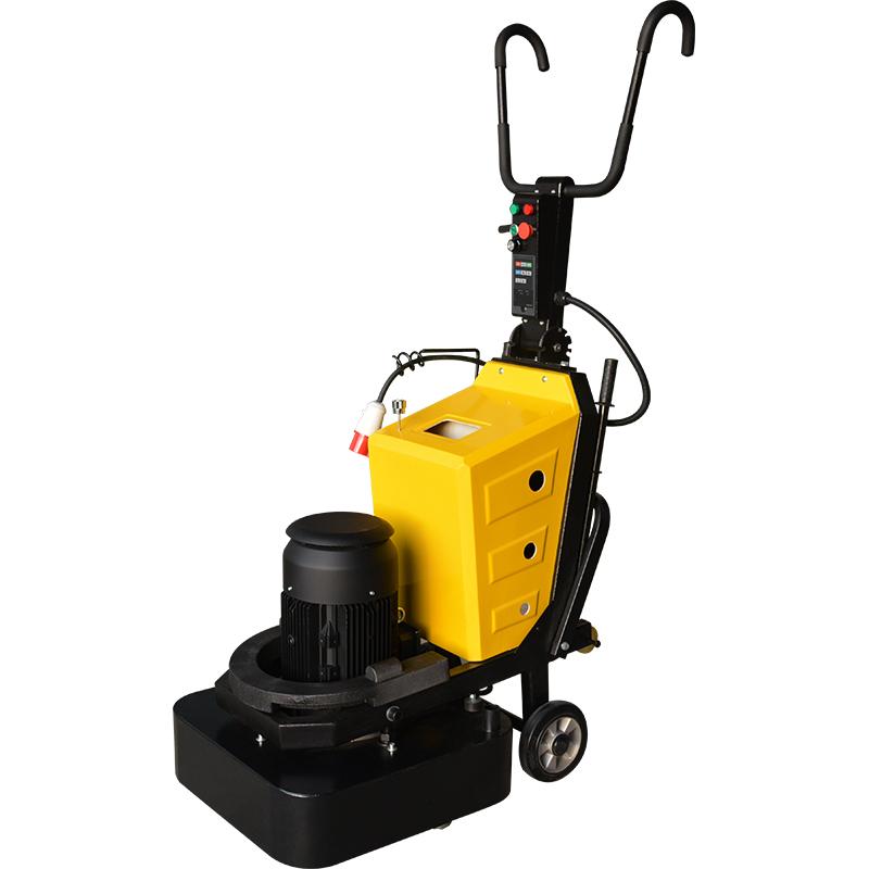 Automatic Concrete Grinder Epoxy Floor