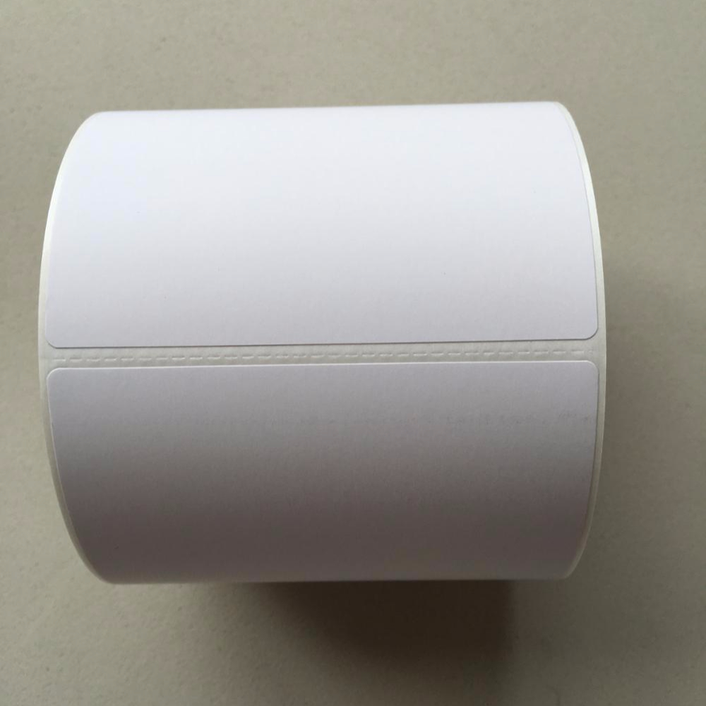 Zebra 2844 Printer Direct Thermal Shipping Labels,White,4