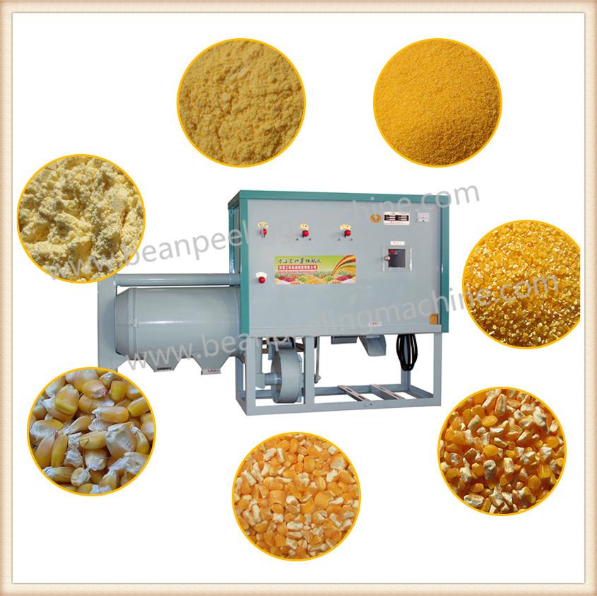 Kleine Mais Mehl Und Grits Maschine/Mais Peeling Und Schleifen Maschine Preise