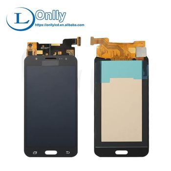 Good Quality Wholesalers Phone LCD For samsung J5, cellphone replacement for samsung J5 with touch screen