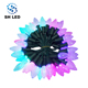 Addressable Color Changing C7 C9 rgb ws2811 ucs1903 led christmas string light