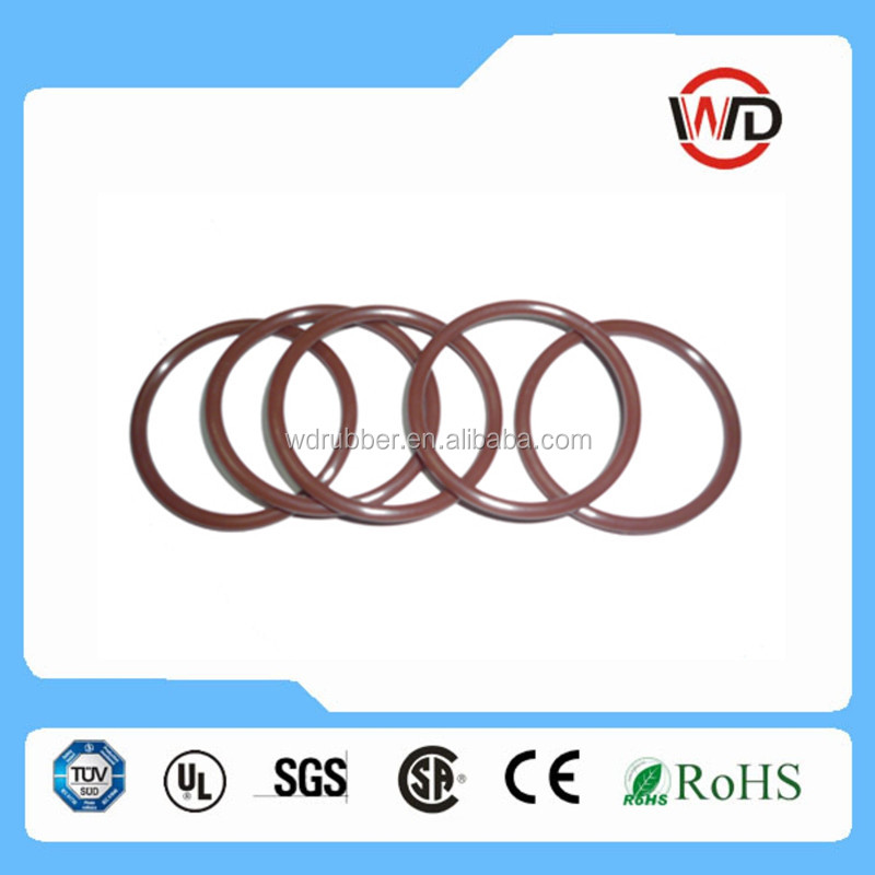 Ningbo high quality different size different color viton 70 shore o ring manufacturer