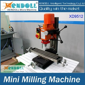 Mini variable speed drilling&milling machine,mini milling machine,xendoll