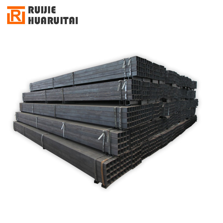 <strong>Trade</strong> Assurance API Certificate Erw Black Steel Square Pipe for Pipe with Price List