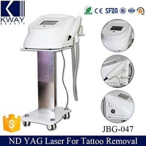 2017 tabletop laser tattoo removal machine price for salon use