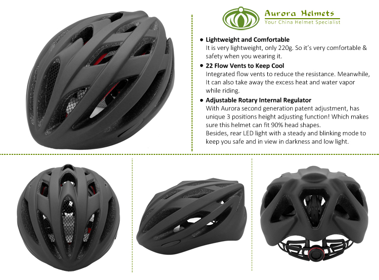 cheap bike helmet AU-BM15 Details 5