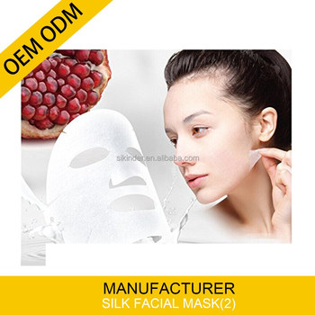 OEM/odmPomegranate Clarifying Hydration Facial Mask 5pcs - Replenishment, Net Through, Bomb Tender and Soft White