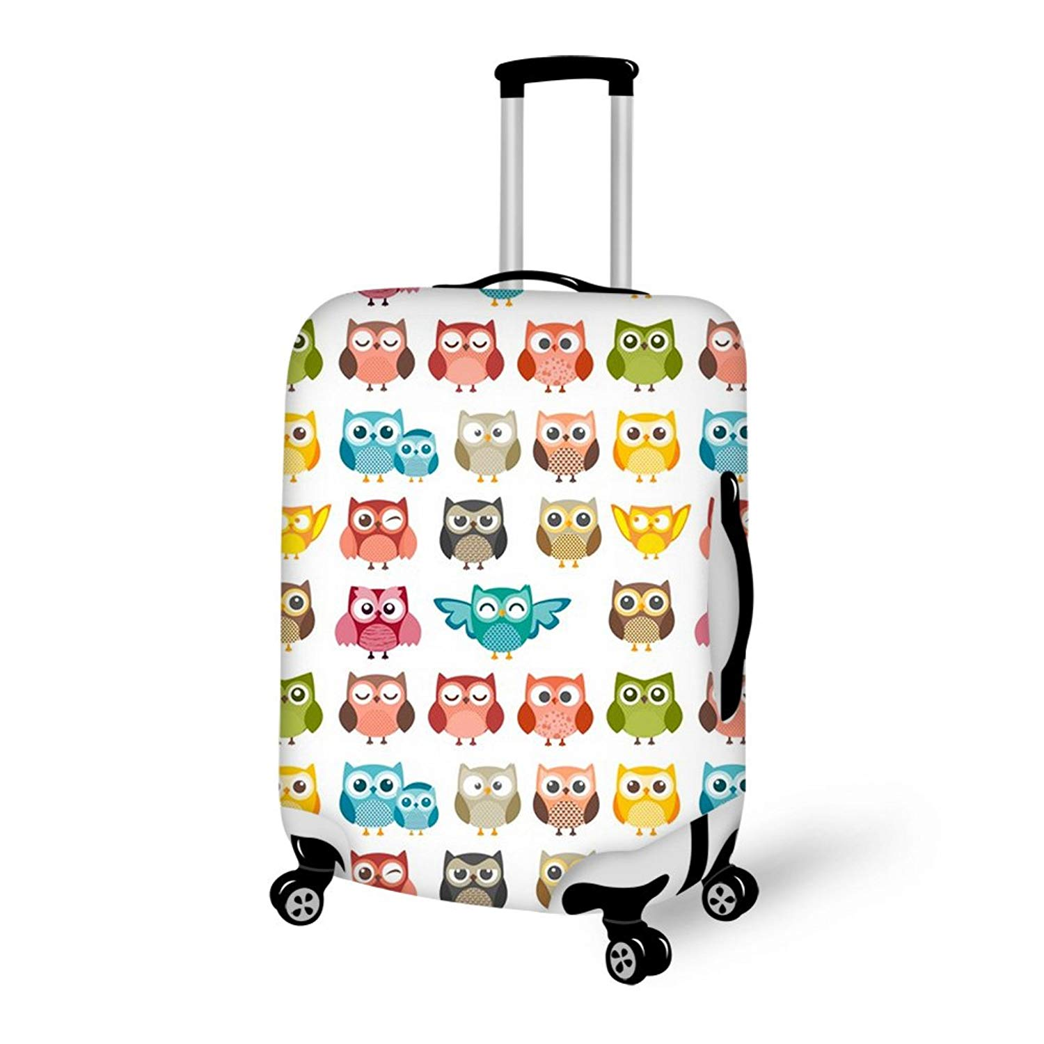 Green Marble Traveler Lightweight Rotating Luggage Cover Can Carry With You Can Expand Travel Bag Trolley Rolling Luggage Cover