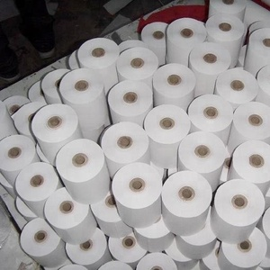 55gsm Thin Thermal Paper for Printing, Used in Supermarket, Bank, ATM, POS and Fax
