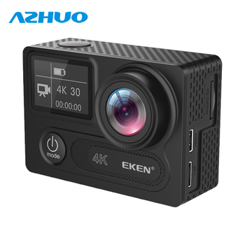 Original Waterproof Ultra HD 4K Action Camera EKEN H8R Plus Action Camera Live Streaming WiFi Control