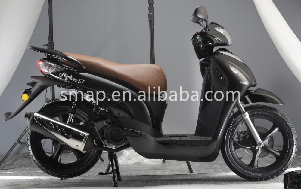 scooter cx 125cc sportive model 16 inch wiel motorfietsen product id 60508192327. Black Bedroom Furniture Sets. Home Design Ideas