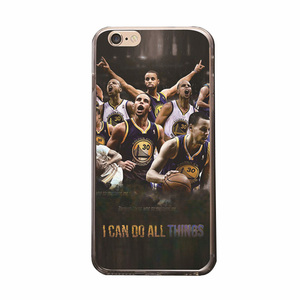Guangzhou China NBA Phone Case For iPhone 5 Transparent Mobile Cover For iPhone 5S Basketball Star Case